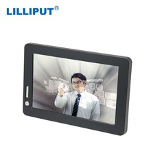 Lilliput UM-70/C/T 7 inch TFT LED 4-wire resistive USB Touch Screen Monitor, NOT VGA input just USB Input USB Monitor Displayer(China)
