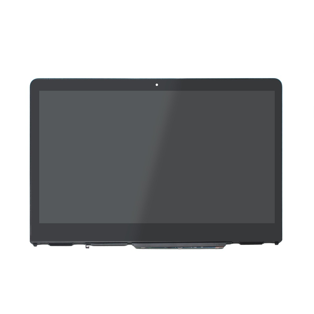 1080P For HP Pavilion X360 14-ba105ur 14-ba022ur  LCD Display Touch Screen Glass Assembly Replacement with Frame