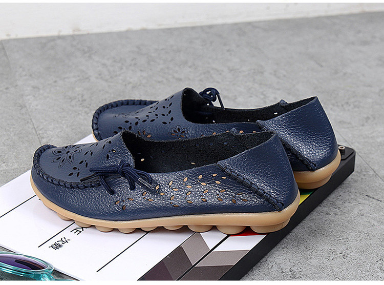 AH 911-2 (4) Women's Summer Loafers Shoes
