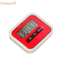LCD Digital Cooking Kitchen Timer Count-Down Up Clock Loud Alarm Red Wonderful3.09