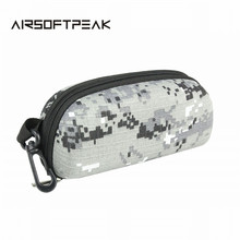 Buy EVA Portable Sunglasses Box Camouflage Tactical Molle Goggle Box Glasses Bag Case EDC Accessory Bag Outdoor Bags for $2.89 in AliExpress store