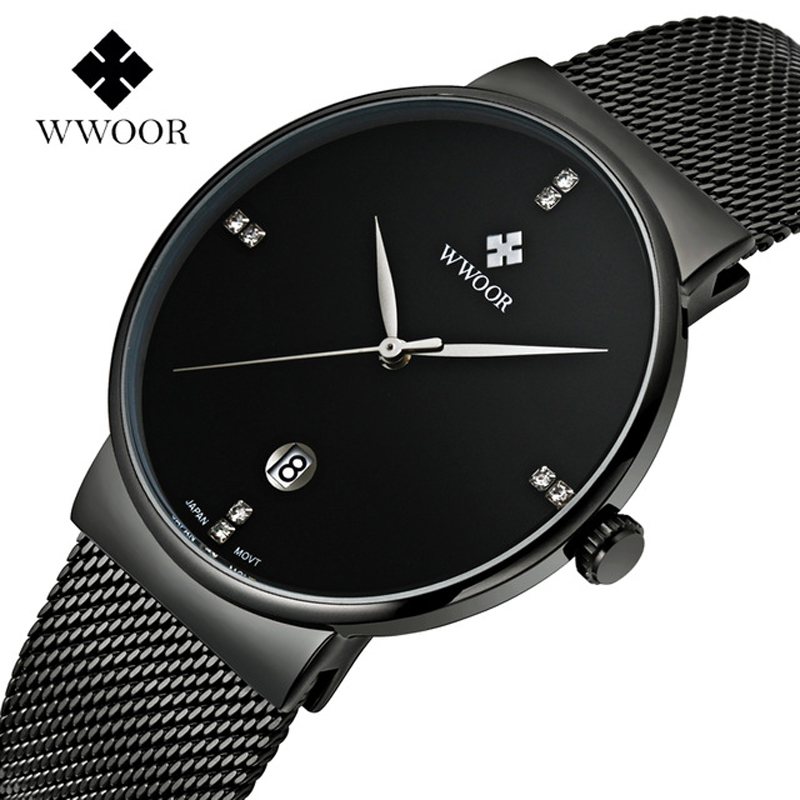 Watches Men Luxury Top Brand New Fashion Casual Mens Big Dial Designer Quartz Watch Male Wristwatch relogio masculino relojes<br><br>Aliexpress