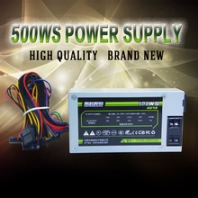 New and original desktop Power 500WS PC Power Supply well tested working free shipping(China)