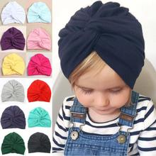 Hot Sale Baby Boy Girl Toddler Infant Children Cotton Soft Cute Hat Cap Chapeu do bebe Hats Baby Beanies Accessories XV2(China)