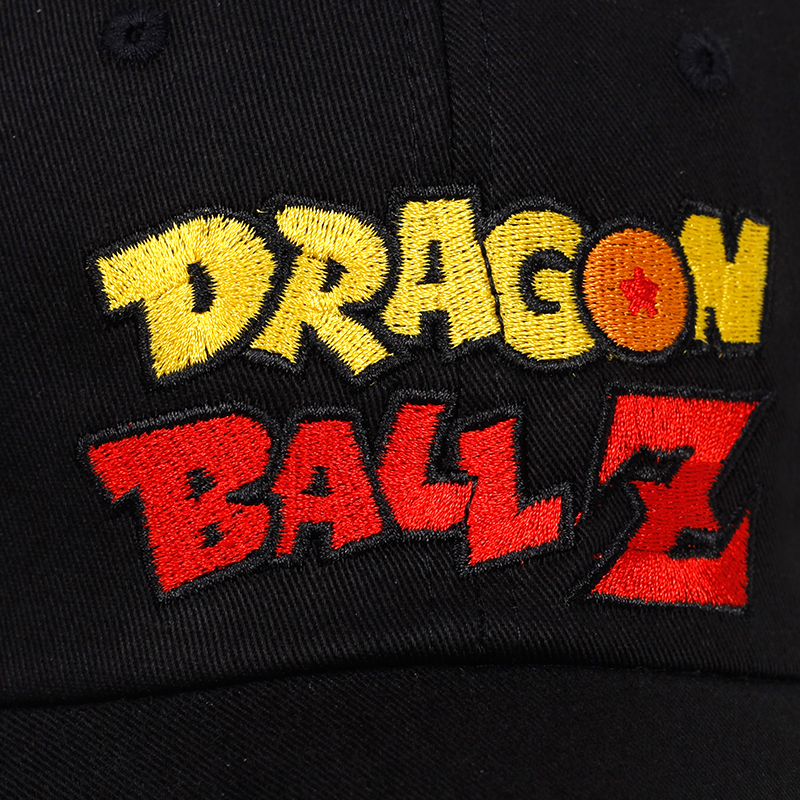 Letter Dragon Ball Z dad hat Cotton Baseball Cap For Men Women Adjustable Hip Hop Snapback golf Cap hats Bone Garros Casquette 4