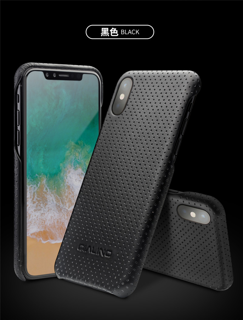 for iPhone X case Luxury (15)