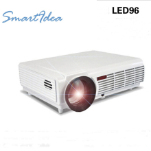 Brand New Big screen HD TV Projector native 1280*800 5500lumens home cinema projector video beamer low cost high performance