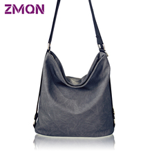 Women Shoulder Bags For Women Large Capacity Messenger Bags Book Women Bag Casual Soft Leather Shoulder Worth Item 2016 New 517