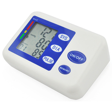 New Arrival Household Arm Blood Pressure Monitor blood pressure meter blood pressure table blood pressure instruments(China)