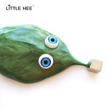 LITTLEHEE PUTTY FREE Eyes Intelligent Magnetic Plasticine Mud Magic Sand Smart clay slime