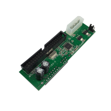 PATA IDE to SATA Adapter Converter Plug Module for ATA 100/133 for 3.5/2.5 SATA HDD DVD Wholesale(China)