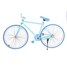 26 Inch Reverse Brake Bicycle Outdoor Sports Exercise Bike Carbon Steel Frame Complete Cycling Road Bike(China)