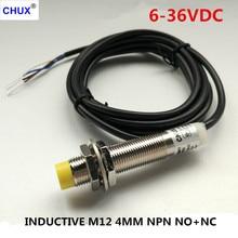 inductive proximity switch npn m12 non flush im12 4 dnc 6 36v rh aliexpress com
