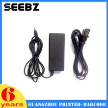 SEEBZ Power Supply With Data Cable 5V 3A 50-14000-249R For Symbol MC3000 MC75 MC55 MC1000(China)