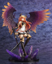 Popular Card Games Kotobukiya Rage Of Bahamut Dark Angel Olivia Huge Winged 29CM PVC Figure Toy New Loose