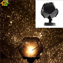 Kid's Bedroom Star Master Astro Sky Projection Cosmos Night Lights Lamp Romantic(China)