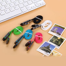 Mrs win V8 2 1 Micro USB Cable Sync Data Charger Cable iPhone 6 6s 7 Plus Samsung Galaxy Android iPhone Charger Cable