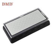 DMD Double-sided Diamond Sharpening Whetstone 400# 600# 1000# 1200# for Kitchen Knife Sharpener Grindstone Sharpen Knives Tools