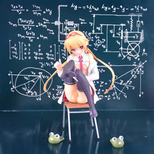 "Sexy 8"" Native Creator's Collection Science Teacher Suzuki Margit with Test Tube Boxed PVC Action Figure Model Toy(China)"