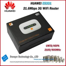 New Original Unlock HSPA+ 21.6Mbps Portable 3G WiFi Router And HUAWEI E5220 3G Mobile Hotspot WiFi Router,3G Router