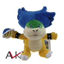 Free Shipping Super Mario Anime Games Kubah Plush Toy Plush Doll(China)