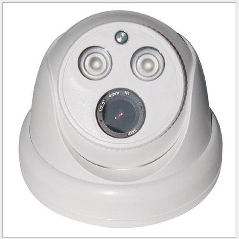 1080P Hd Mini Security Cctv Camera IP Indoor Outdoor 2MP Night Vision P2P Home Network Dome Camera Cmos Surveillance IP Camera<br>
