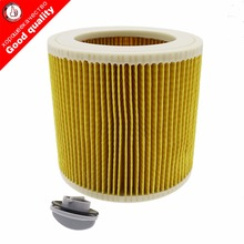 TOP quality replacement air dust filters bags for Karcher Wet & Dry Vacuum Cleaners parts Cartridge HEPA Filter WD2.250 WD3.200
