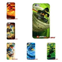 Accessories Phone Shell Covers iPhone X 4 4S 5 5S 5C SE 6 6S 7 8 Plus lego ninjago kai