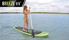 AQUA MARINA 9'9'' BREEZE Surfing Stand up paddle board  Sup Board Surfboard Paddle board Surf board SUP Kayak Inflatable boat