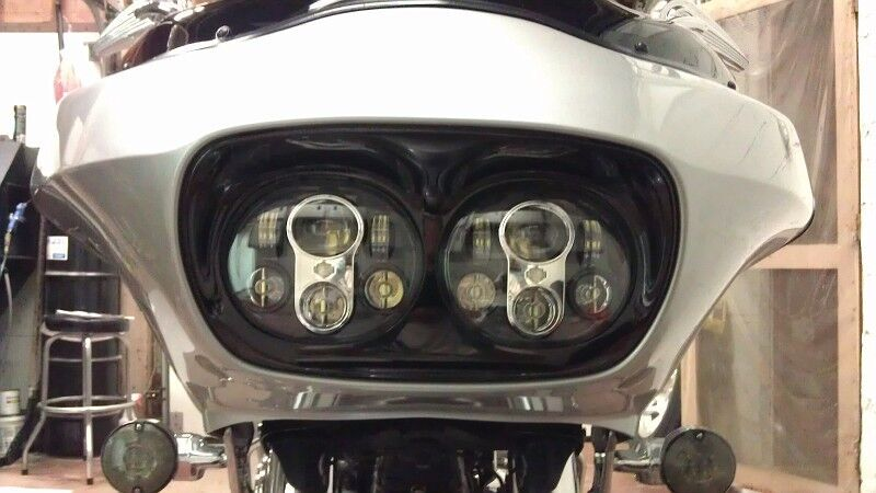 LED-Car-styling-Dual-Headlights-Road-Glide-Motocycle-LED-Headlight-For-Harley-Davidson-Car-Detector