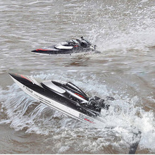 Buy FeiLun FT012 High Speed RC Racing Boat Brushless Fast Self Righting RC Boat 45km/h VS FT011 FT010 FT009 Remote Control Boat Mode for $99.99 in AliExpress store