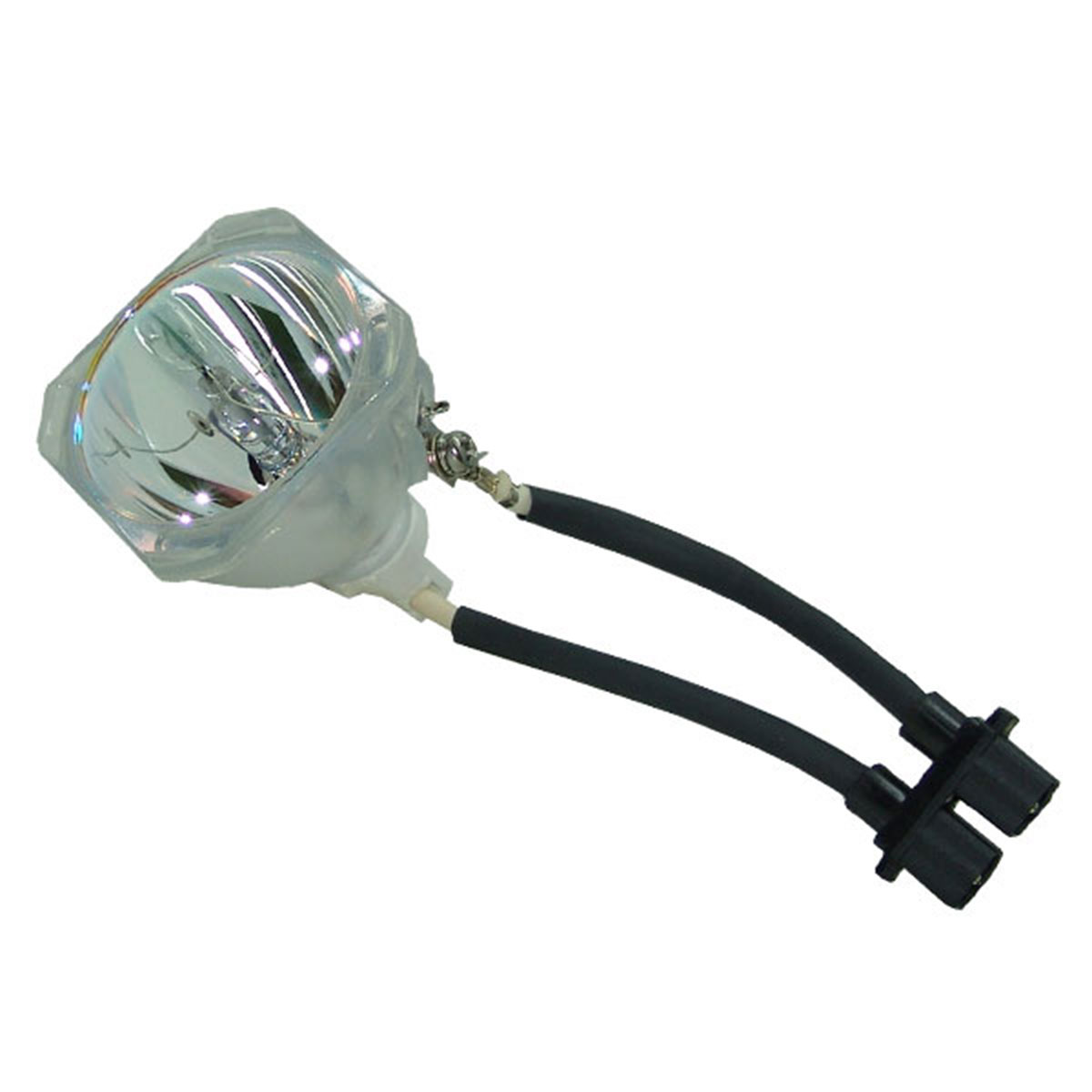 Compatible Bare Bulb BL-FP200B BLFP200B SP.81R01G.001 for OPTOMA DV10 MOVIETIME Projector Lamp Bulb Without Housing<br>