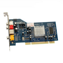 Dragon New I Sigma Designs EM8471 decompression card vod video card , dvd / ktv card hardware decoder card(China)