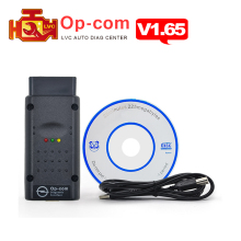 Newest V1.65 firmware OPCOM with PIC18F458 chip OP-COM obd2 for opel auto can bus scanner OBDII OBD 2 car diagnostic-tool op com