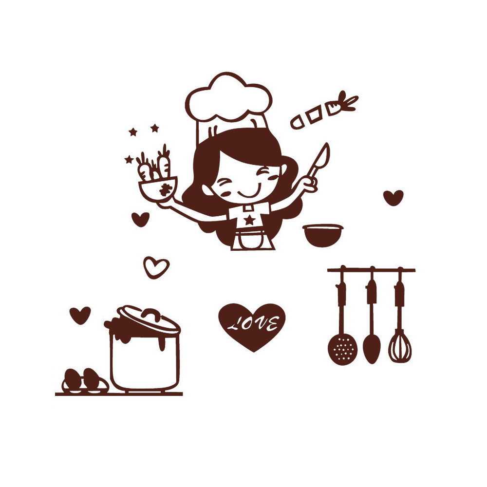 HTB1OYnym63z9KJjy0Fmq6xiwXXa9 - Kitchen Light Switch Sticker Cute Cook Vinyl Wall Decal