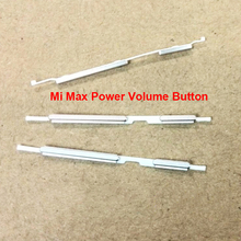 For xiaomi mi max Power On/Off Key + Volume Up/Down Side Button for Xiaomi Max Mi Max MiMax Cell Phone Replacement Repair Parts
