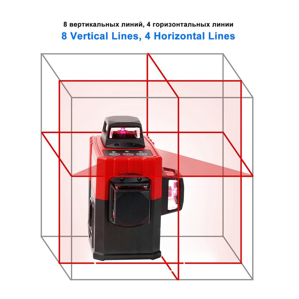 Kaitian Laser Level MR3D5A light le 2