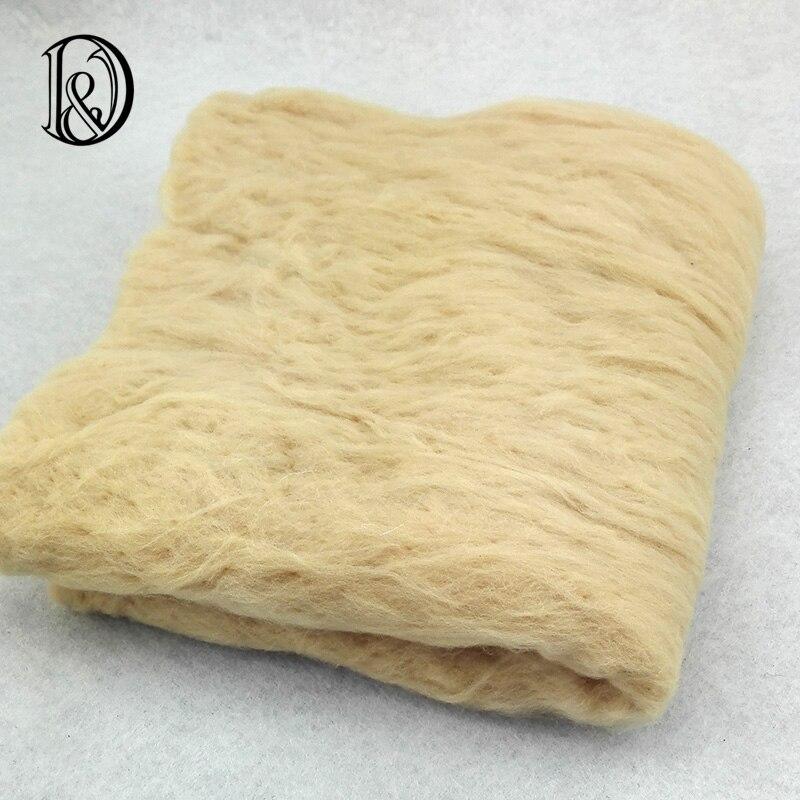 2pcs/lot Fluffy Wool Felt Fleece Real Pure Wool Basket Filler Stuffer Newborn Photography  Props Baby Shower GiftОдежда и ак�е��уары<br><br><br>Aliexpress