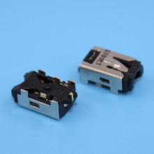 YuXi MINI DC Power Jack Connector for ASUS Ultrabook power connector Netbook DC jack 7pin 2.5*0.7(China)