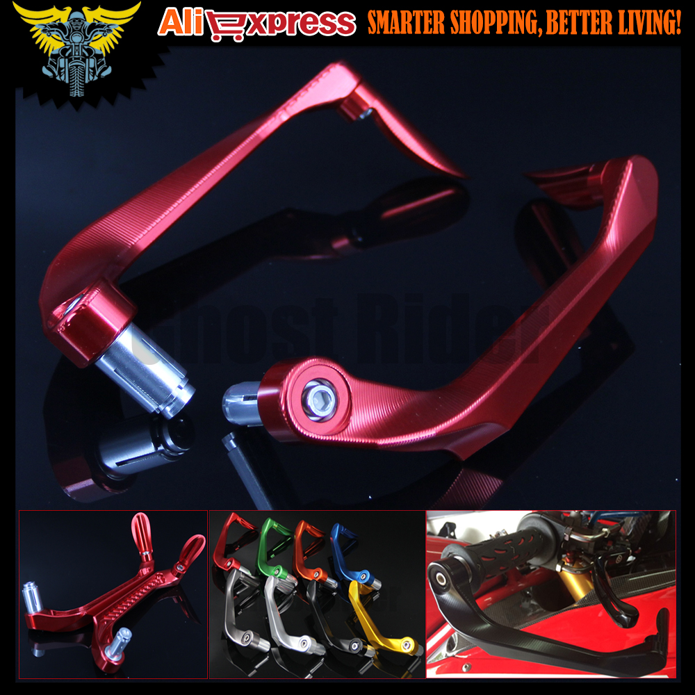 For Ducati 1199 Panigale/S/Tricolor 899 Panigale 749/S/R 7/8 22mm CNC Motorcycle Handlebar Brake Clutch Levers Protector Guard<br>