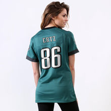 Women's Philadelphia Carson Wentz Darren Sproles Zach Ertz Jersey(China)