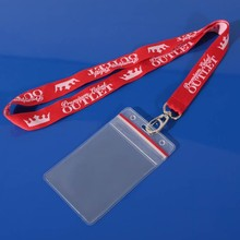 custom lanyard sublimated lanyard logo print business gift lanyard design exhibition convention conference neck strap lanyard
