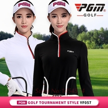 Fashion Girls Golf Top Shirt Women Spring Autumn Dry Fit Long Sleeve Clothes TT Design Shirts vetements de Golf Apparel T Shirts(China)