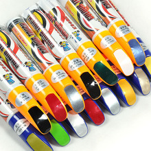 Free Shipping Pro Mending Car Remover Scratch Repair Paint Pen Clear 39colors For Choices wholesale [CP515-CP553](China)