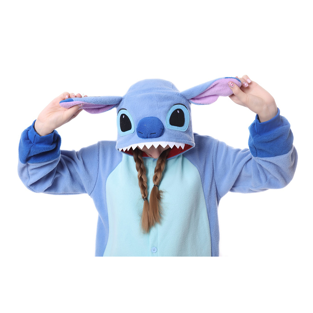 High-Quality-kigurumi-Adult-Onesie-Blue-Stitch-Polar-Fleece-Sleepwear-Cosplay-Pajamas-Cute-Unisex-Costume-overall (2)