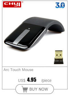 Arc Touch Bluetooth Mouse Wireless Mouse