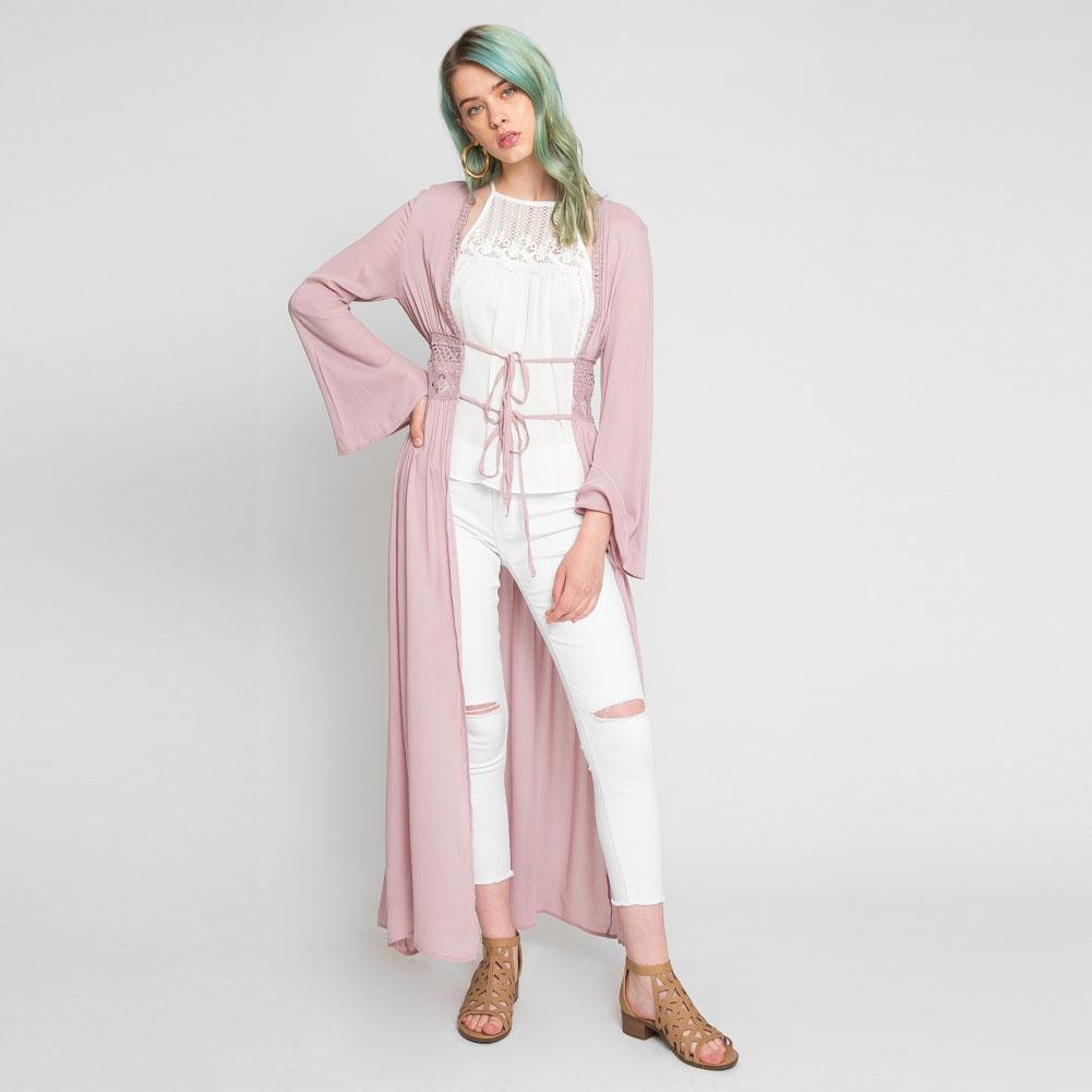 Womens Boho Floral Beach Cover Up Kimono Cardigan Coat Tops Blouse Shawl Kaftan Women's Clothing