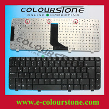 New SP  LA layout Laptop keyboard for HP DV2000 black colour Keyboard
