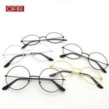 4b674c90d4 New Vintage Round Harry Potter Glasses frame Female Brand Designer gafas De  Sol Spectacle Plain Glasses Gafas eyeglasses eyewear