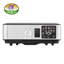 Everyone Gain Digital Projector DH-TL122 1280*800 1080P LCD Projector 2800 Lumens HD Proyector For Home Entertainment Projector(China)